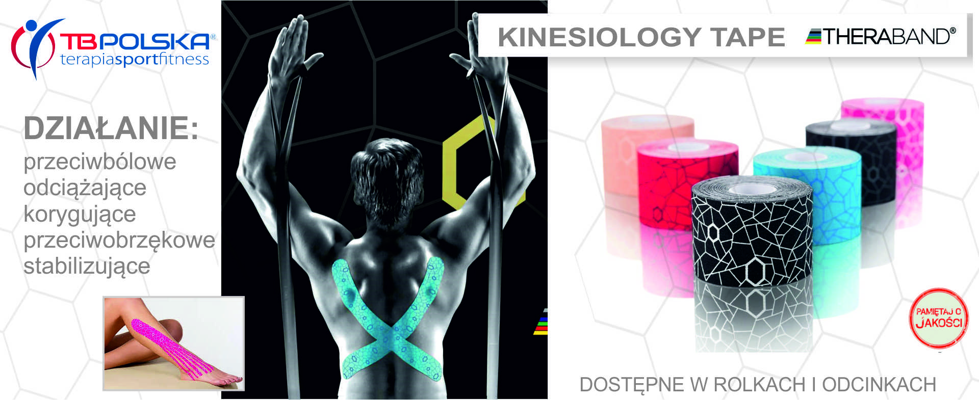 Kinesiology Tape Thera Band
